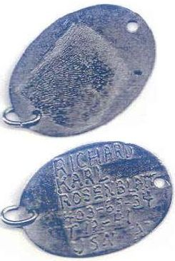 Homemade Dog Tags